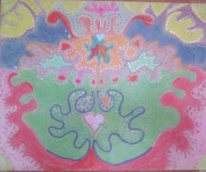 Colores y cartón