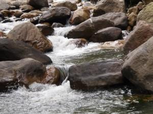 El río San Miguel